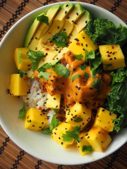 tofu-mangokulho