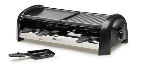 Raclette grilli obh nordica – Koti ja keittiö