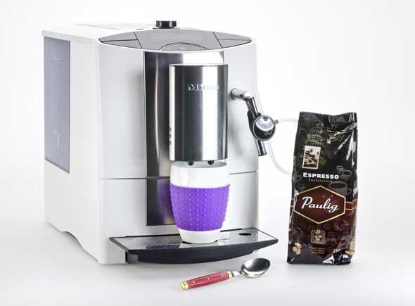 Kahvin valmistus pavuista