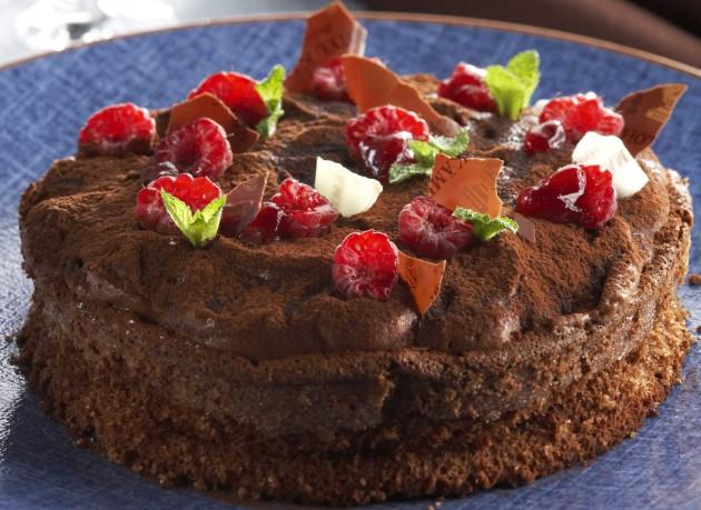 Gâteau Marcel  – suklaakakku
