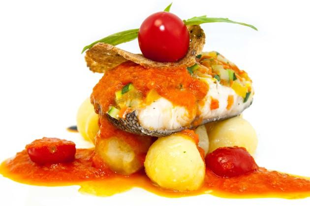 Välimeren kala-perunavuoka
