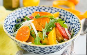 Sisilialainen sitrussalaatti