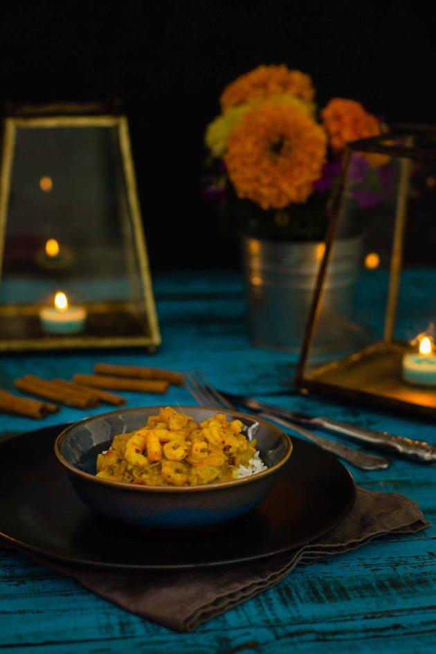 Sweet food o'mine: Katkarapucurry