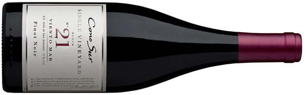 Cono Sur Single Vineyard Block 21 Pinot Noir 2015