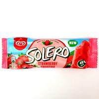 Solero Strawberry Smoothie -mehujää