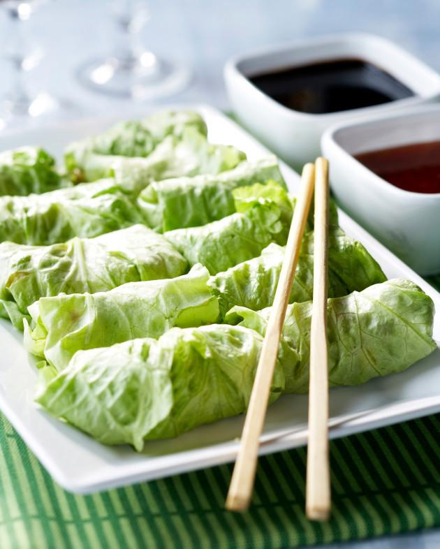 Salaattikääröt