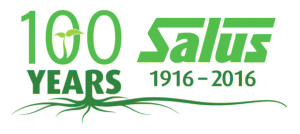 Salus_100-vuotta_logo