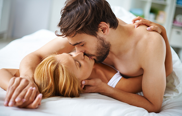Seksi Takaapäin Eroottinen Hieronta Naiselle
