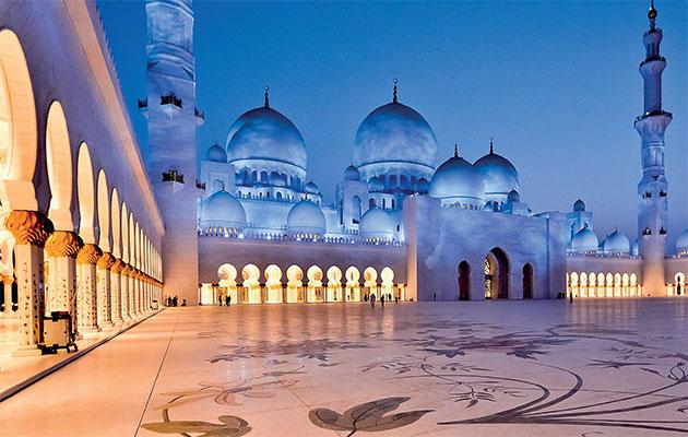 Dubai – Khasab – Muscat – Adu Dhabi – Dubai