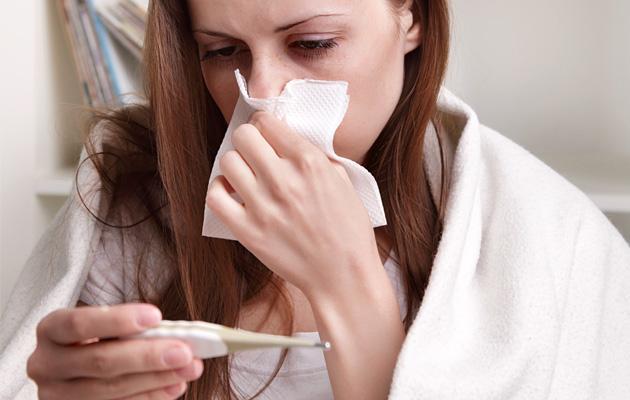 5 vinkkiä, miten helpotat flunssaoireita