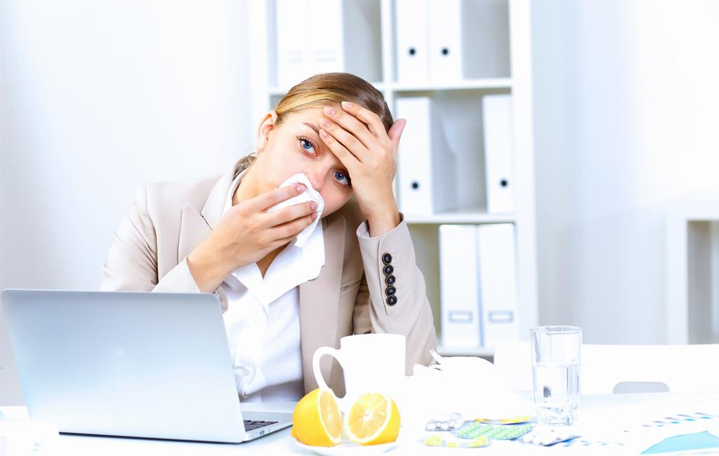 Kun flunssan oireet iskevät, tee näin