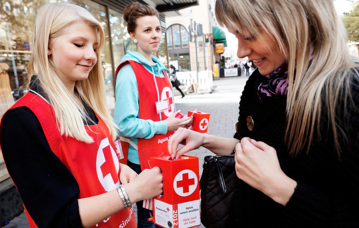 Haluatko tehdä vapaaehtoistyötä - näin löydät tapasi auttaa