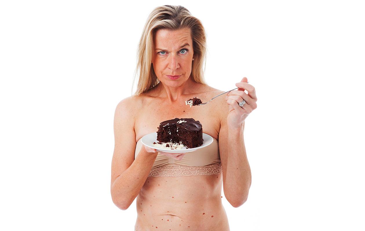 """Ylipainoisia kritisoiva Katie Hopkins: """"En palkkaisi lihavaa ihmistä"""""""