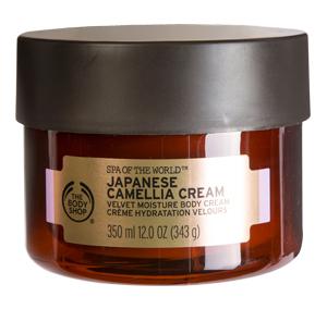 The Body Shop Spa of the World Japanese Camellia -vartalovoide