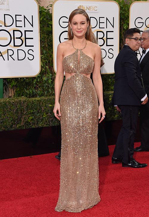 Golden Globe 2016: Brie Larson