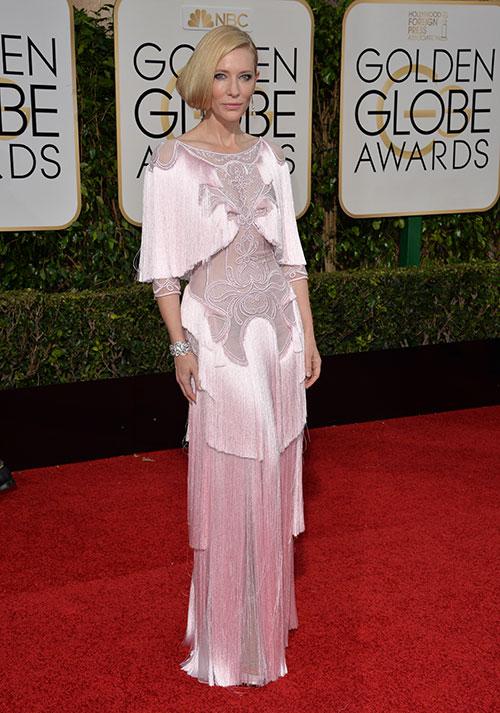 Golden Globe 2016: Cate Blanchett