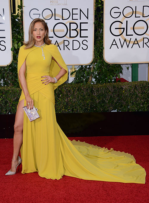 Golden Globe 2016: Jennifer Lopez