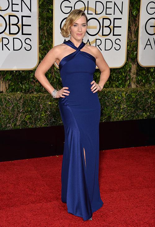 Golden Globe 2016: Kate Winslet