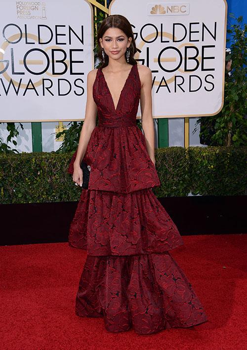 Golden Globe 2016: Zendaya Coleman