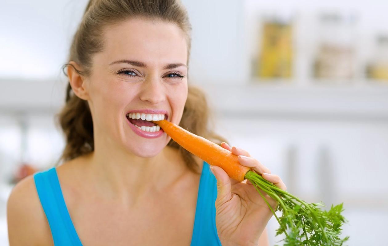 5 vinkkiä kasvisten syömiseen