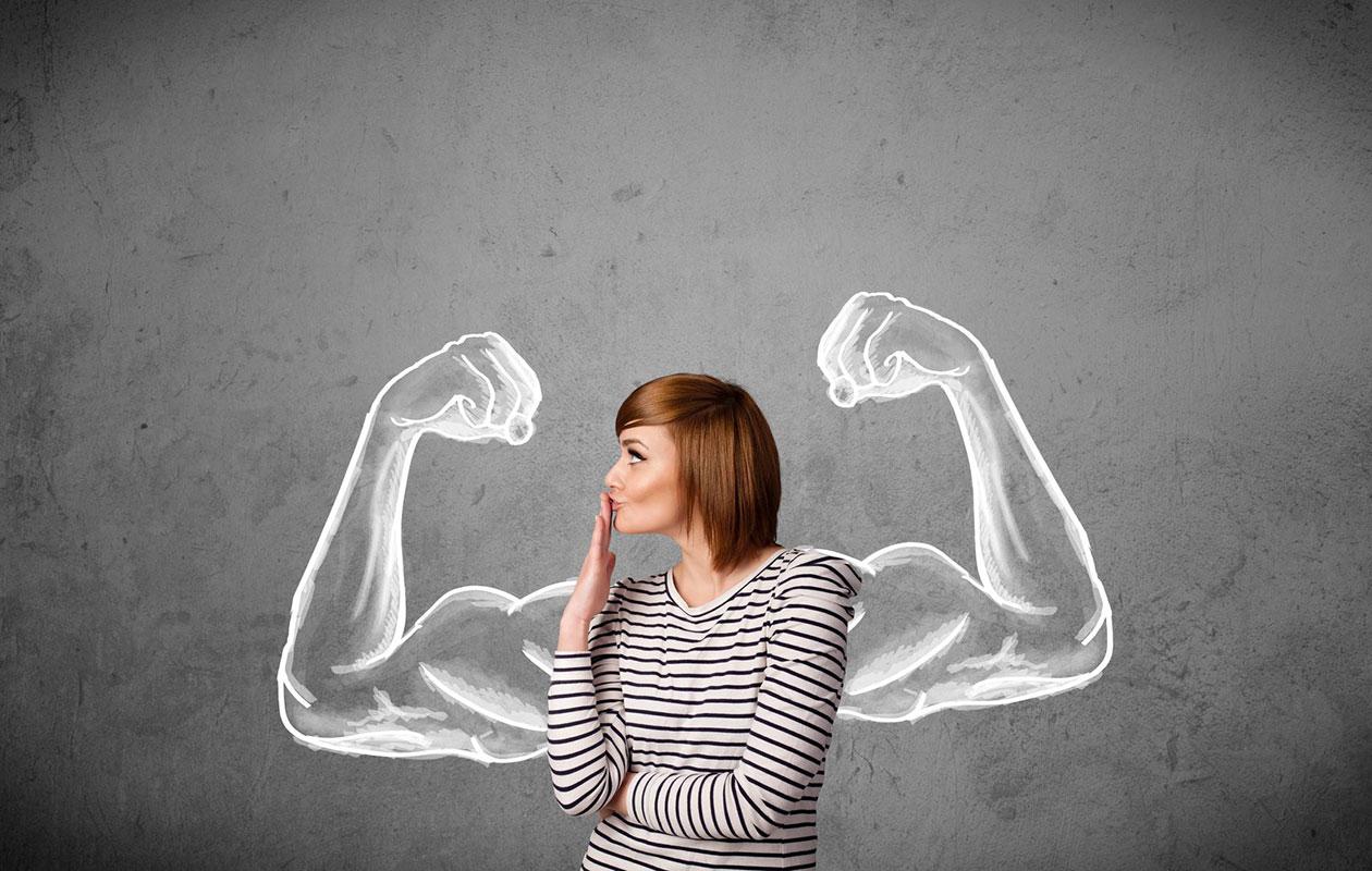 Tunnista henkinen vahvuus – 5 merkkiä