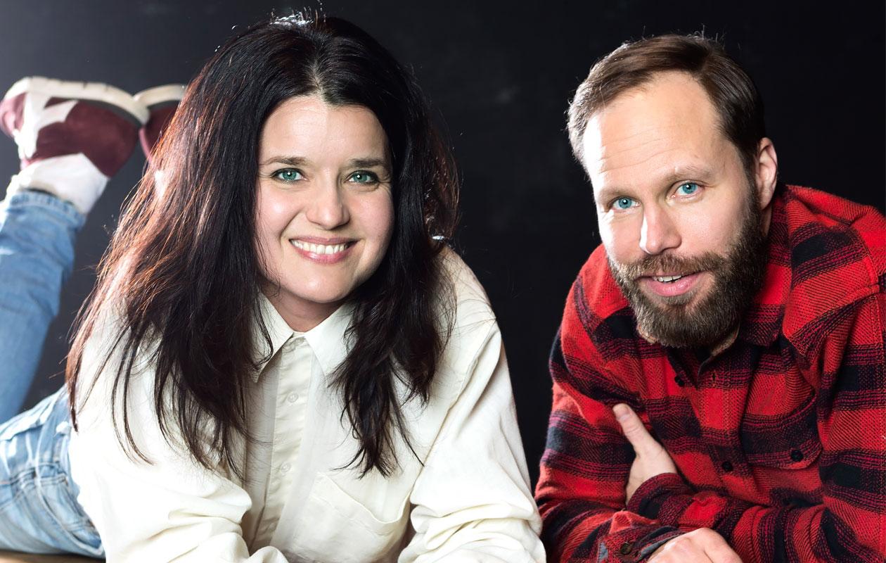 Vilma Melasniemi ja Juho Milonoff