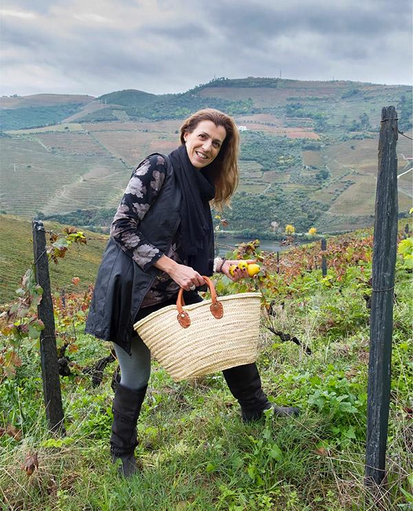 Paula Sousa löysi omenoita vielä marraskuussa.