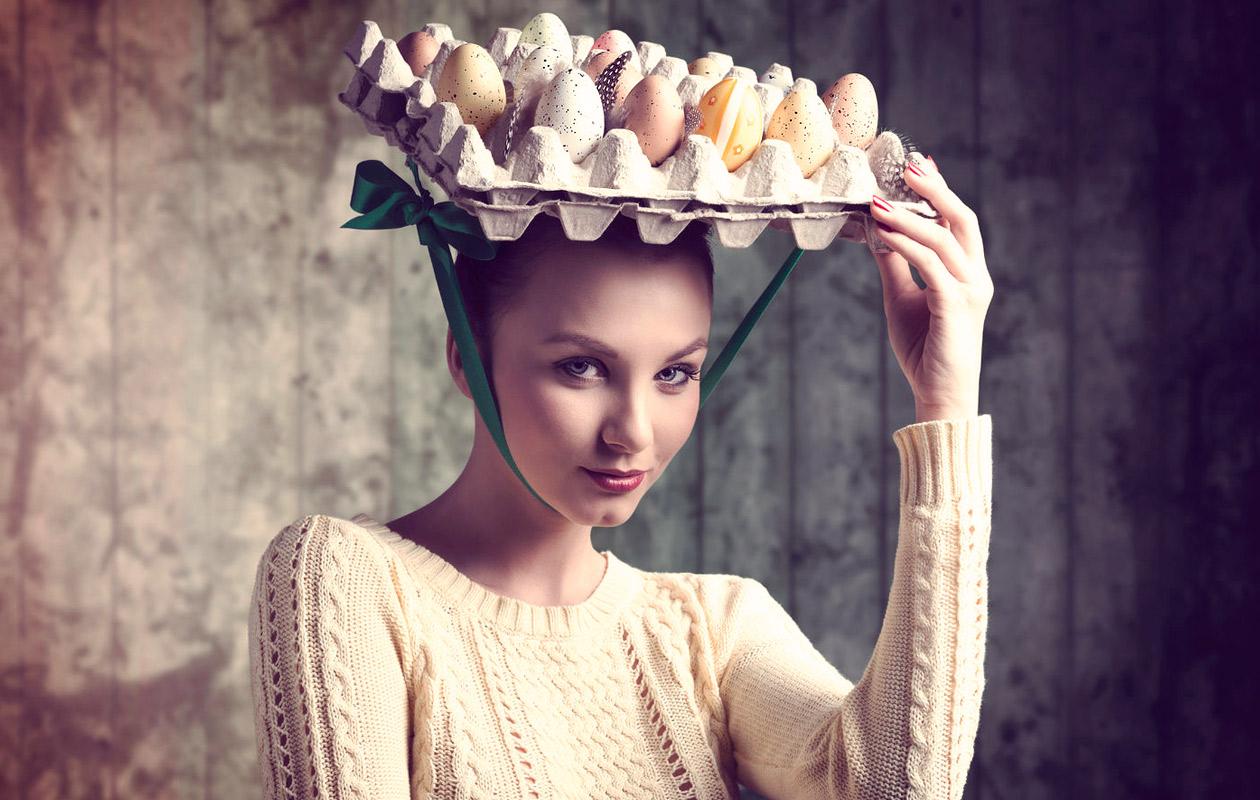 Huonon Äidin Viikoittaiset: Älä ole kalkkis pääsiäisenä