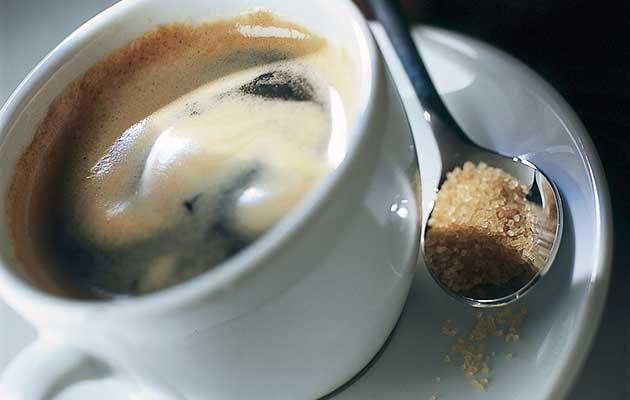 kupillinen kahvia