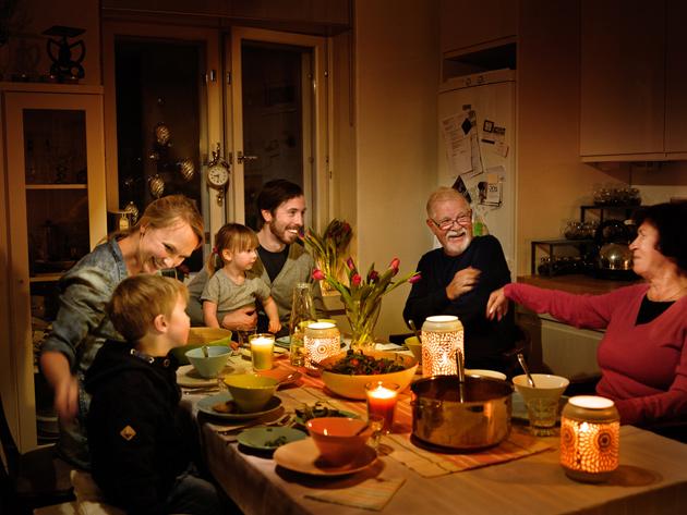 Earth Hour -illallinen