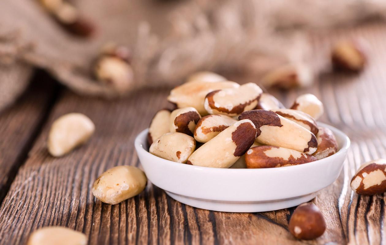 parapähkinä avuksi kilpirauhasongelmiin