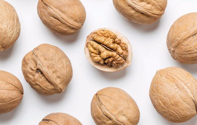 Rasvahappoja saksanpähkinästä