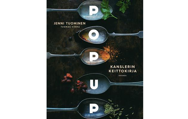 pop up -kirjan kansi
