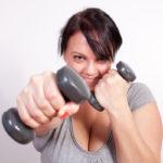 Älä anna laihduttamisen viedä lihaksiasi tai stopata säästöliekkiin. Kuvituskuva.