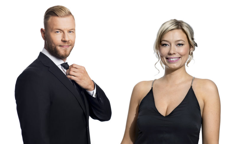 Juha Rouvinen ja Jenny