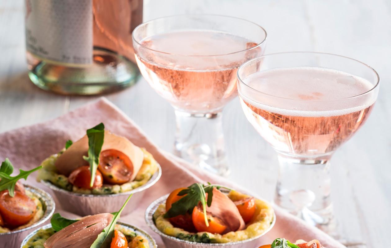 Parhaat viinit buffet-pöytään