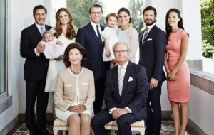 Testaa, kuinka hyvin tunnet Ruotsin kuninkaalliset