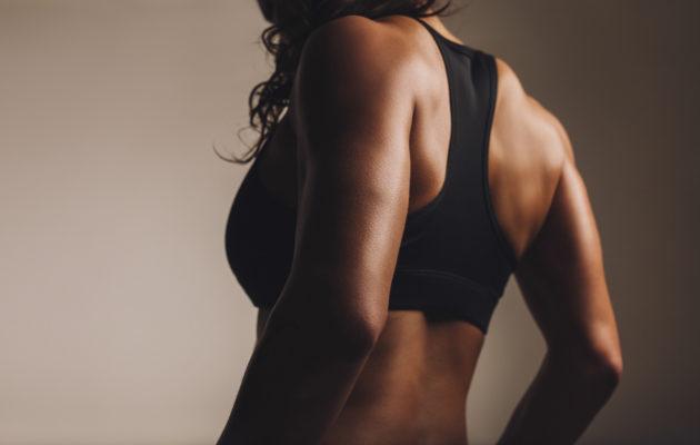 Positiivista on se, että usein naisilla kiinteytyvät ensin juuri ylävartalo ja keskivartalo.
