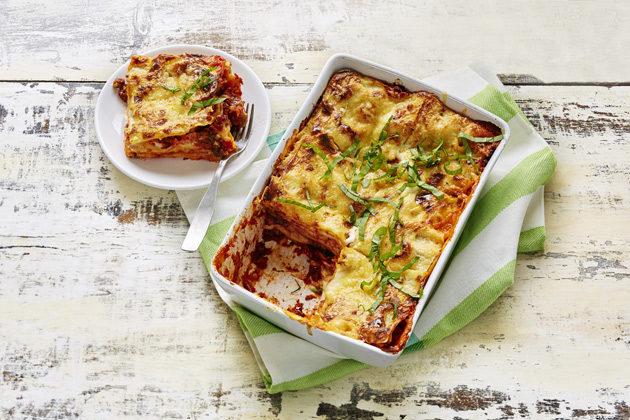 Härkis-lasagne