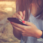 Nuorekkaan OK on kännykällä viestitellessä pelkkä k.