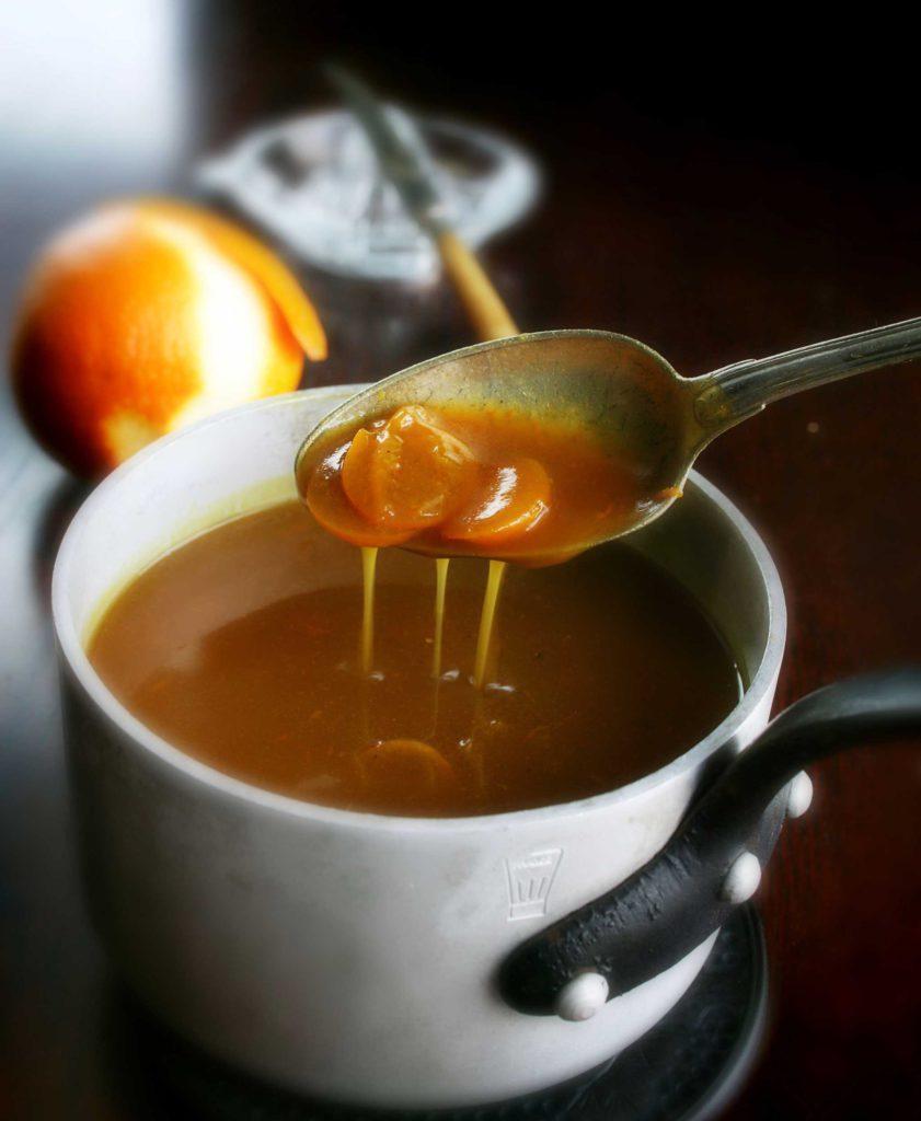 Appelsiinikastike