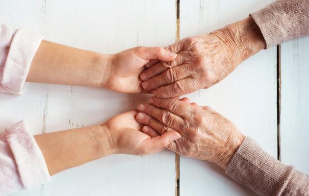 Nämä viisaudet naisen elämästä tiedät, koska sinulla on upea mummo