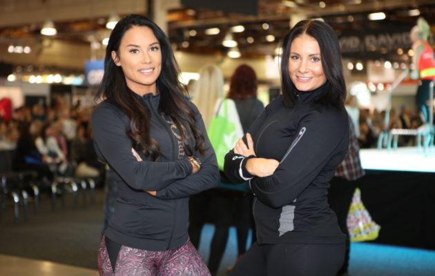 Fitnessmalli-kilpailun uudet omistajat Nina Sarjolahti (vas.) ja Emmi Lehtomaa ovat itse kärsineet fitnessbuumin varjopuolista.