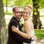 Tiina ja Samuel tapasivat toisensa ja menivät naimisiin Ensitreffit alttarilla -ohjelman kolmannella tuotantokaudella vuonna 2016.