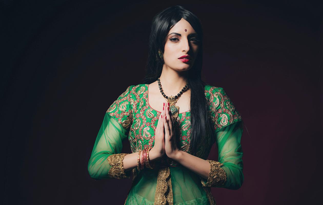 Intialaiset kauneussalaisuudet: näin saat hiuksesi kasvamaan nopeammin