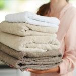 Ei ole olemassa tutkittua tietoa siitä, kuinka usein pyyhkeitä kannattaisi vaihtaa.