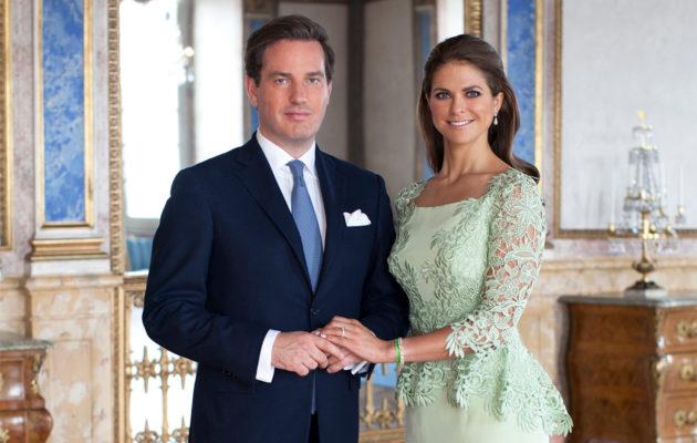Prinsessa Madeleine ja Christopher O'Neill tutustuivat samana vuonna kuin Madde erosi kihlatustaan Jonas Bergströmistä.