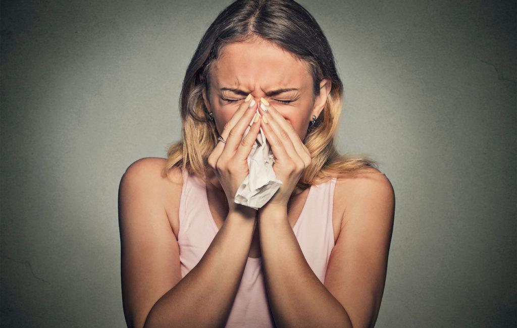 Tuoksuyliherkkyys