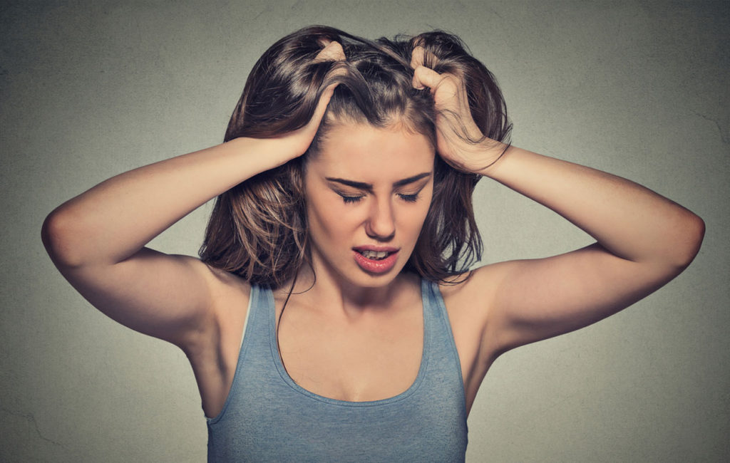 Kuiva ja kutiseva päänahka – tarkista nämä 9 asiaa f8691f1d8b