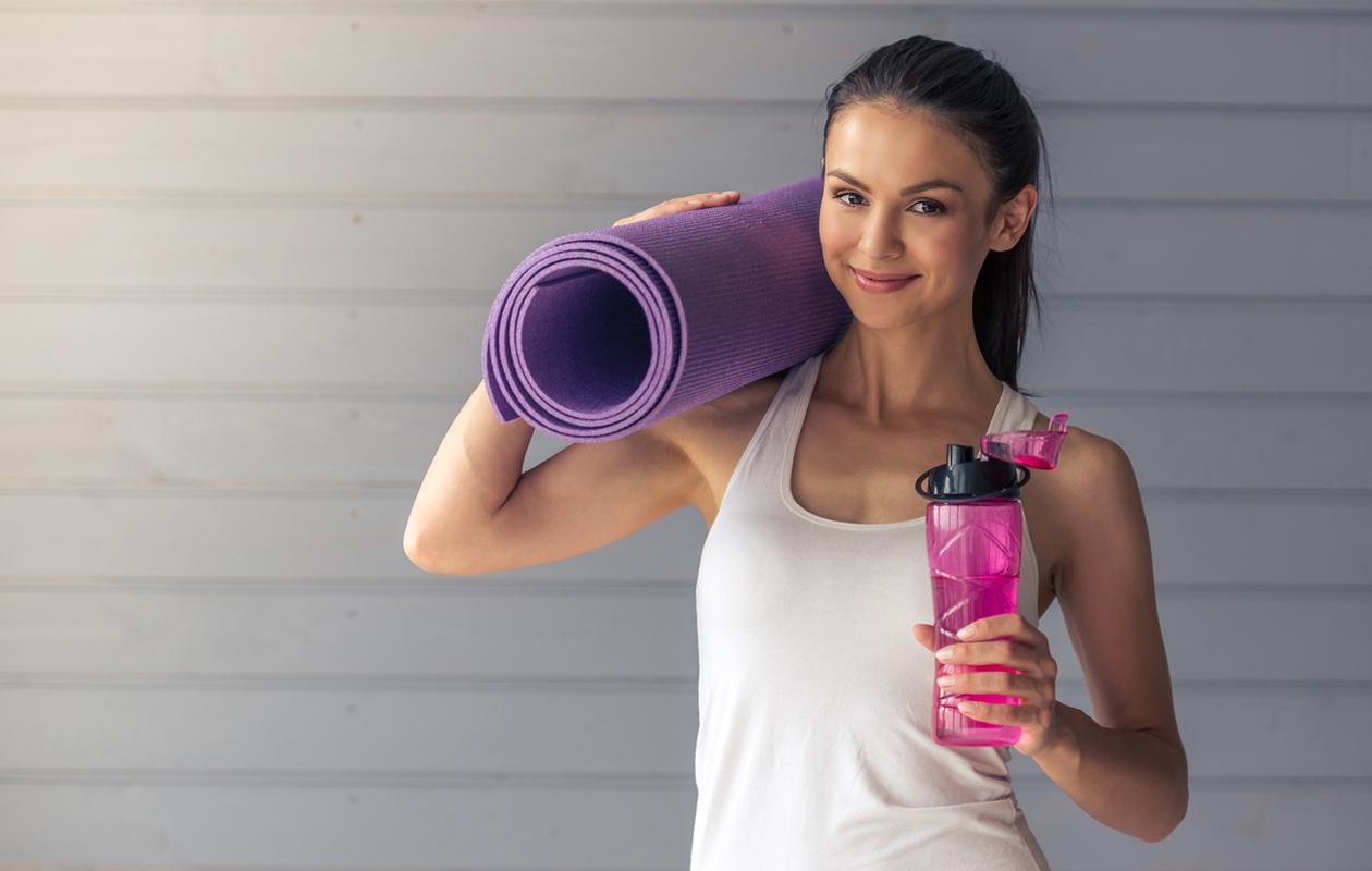 Kahden viikon treeniohjelma auttaa liikunnallisen elämän alkuun.